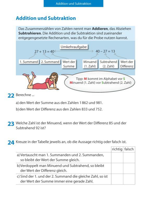 hauschkaverlag 103-0155 9783881001557 Rechnen und Textaufgaben ...