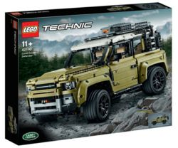 006-10042110 LEGO Technic Land Rover Defend