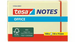 006-354581257 Tesa Office Notes 50x75mm gelb