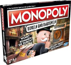 006-60251107 Monopoly Mogeln & Mausche