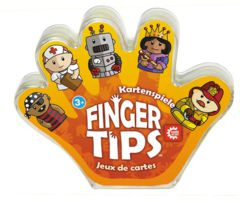 007-646163 Kinderspiel, Finger Tips Figur