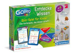 020-6108080 Galileo Kids - Wissens-Quiz fü