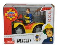 037-43719181 Sam Mercury-Quad mit Figur