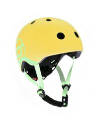 078-96390 Kinderhelm XXS -S lemon